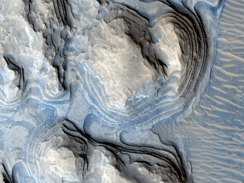 MARS 2009. IMAGE CREDIT: NASA